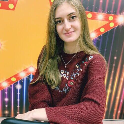 Гаран Диана Викторовна